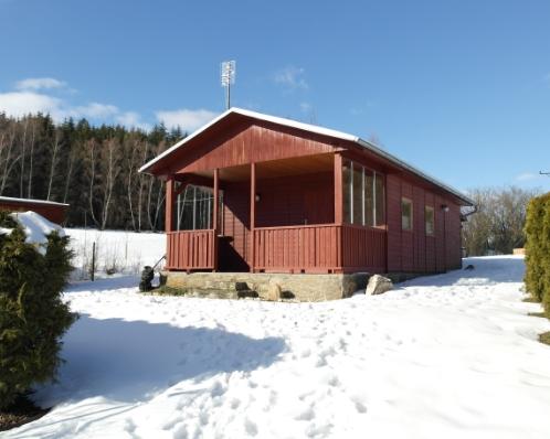 Rekreační chata s pozemkem - Stará Huť