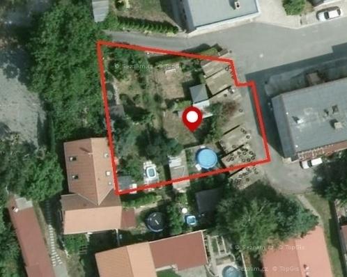 Stavební pozemek Jeneč u Prahy